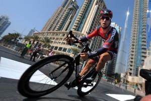 Taylor Phinney - Dubai 2014